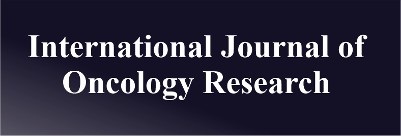 International Journal of Oncology Research